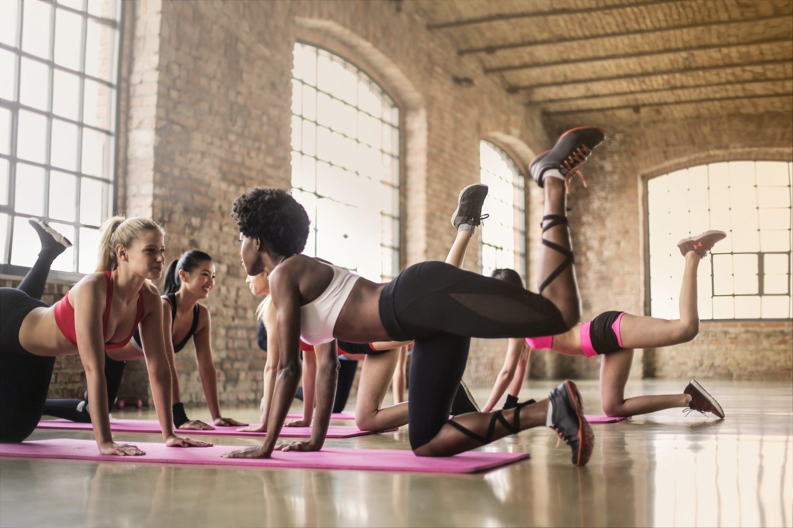 Porter un soutien gorge de sport pendant toutes les séances d'entraînement pour protéger ta poitrine