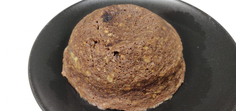 Recette bol cake de flocons d'avoine