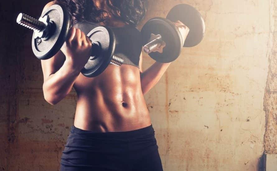 Pourquoi faire de la musculation quand on est une femme
