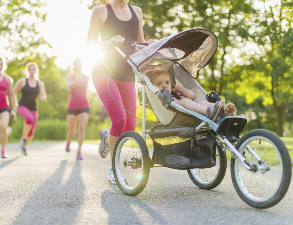 sport maman equilibre