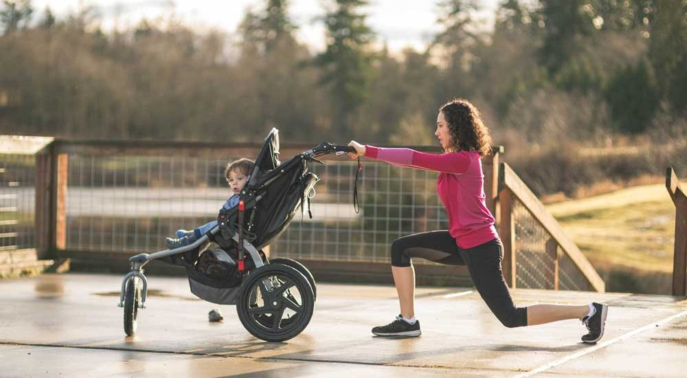 maman et sport