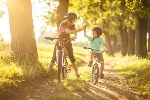 S'organiser pour faire du sport en famille
