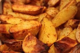 pommes de terre glucides
