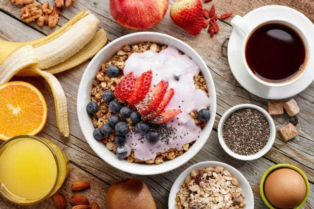 Arrêter de grignoter en prenant un bon petit déjeuner