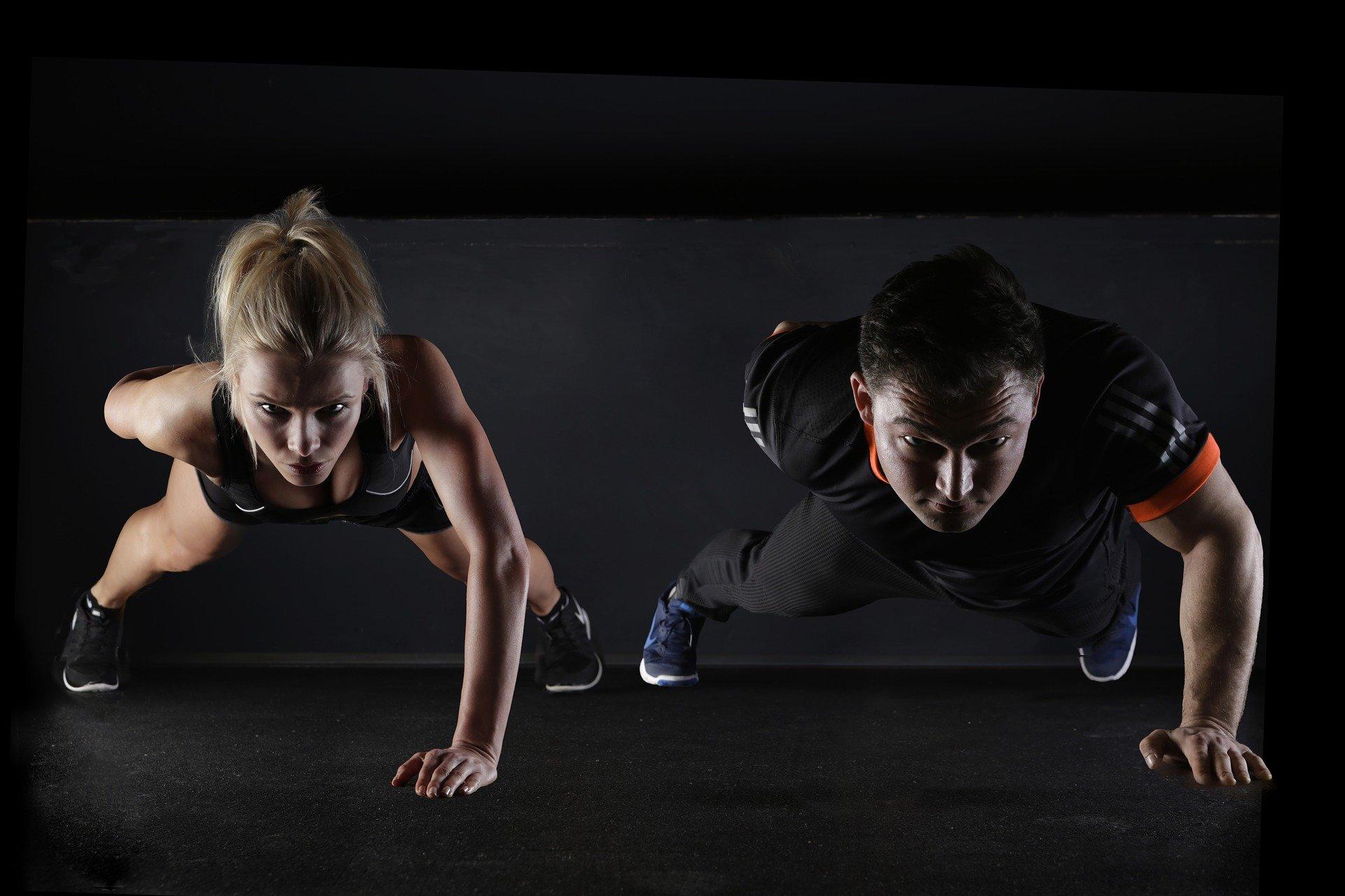 Comment muscler le dos avec les pompes pour éviter les douleurs