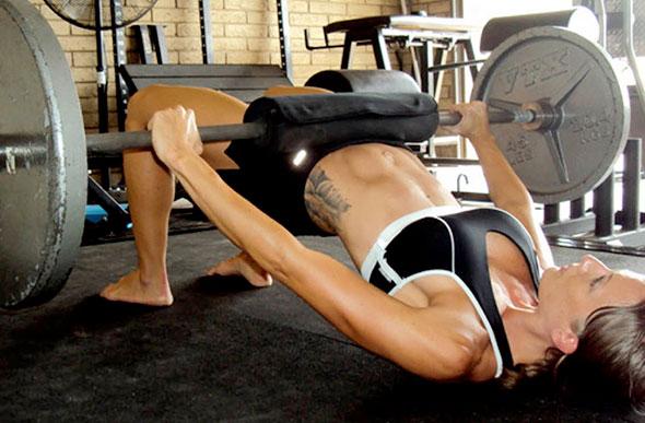 hipthrust exercices pour avoir des fesses galbées