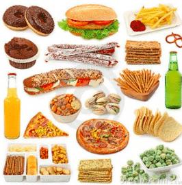 Comment perdre le gras du ventre, réduis les glucides industrielles