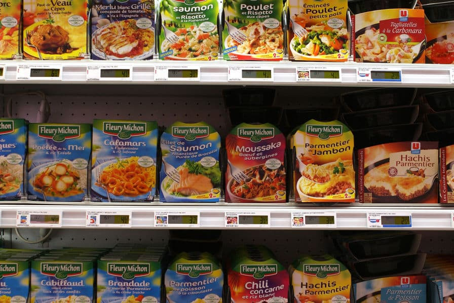 Manger sainement, attention aux aliments transformés