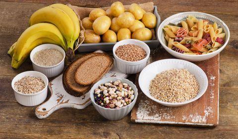Manger sainement, attention aux glucides