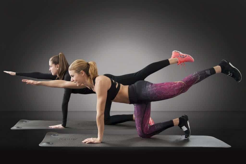 Musculation femme, évacuer son stress