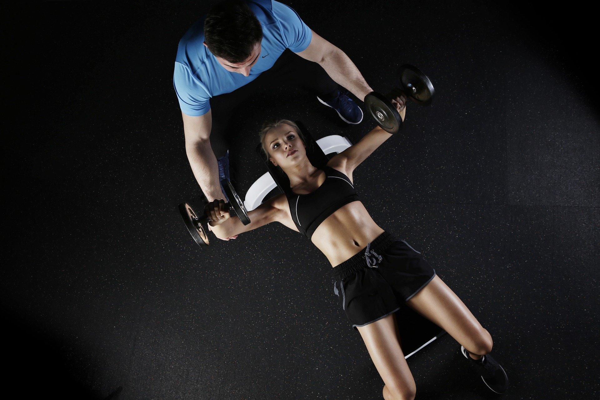 Perdre du poids et se raffermir grâce à la musculation