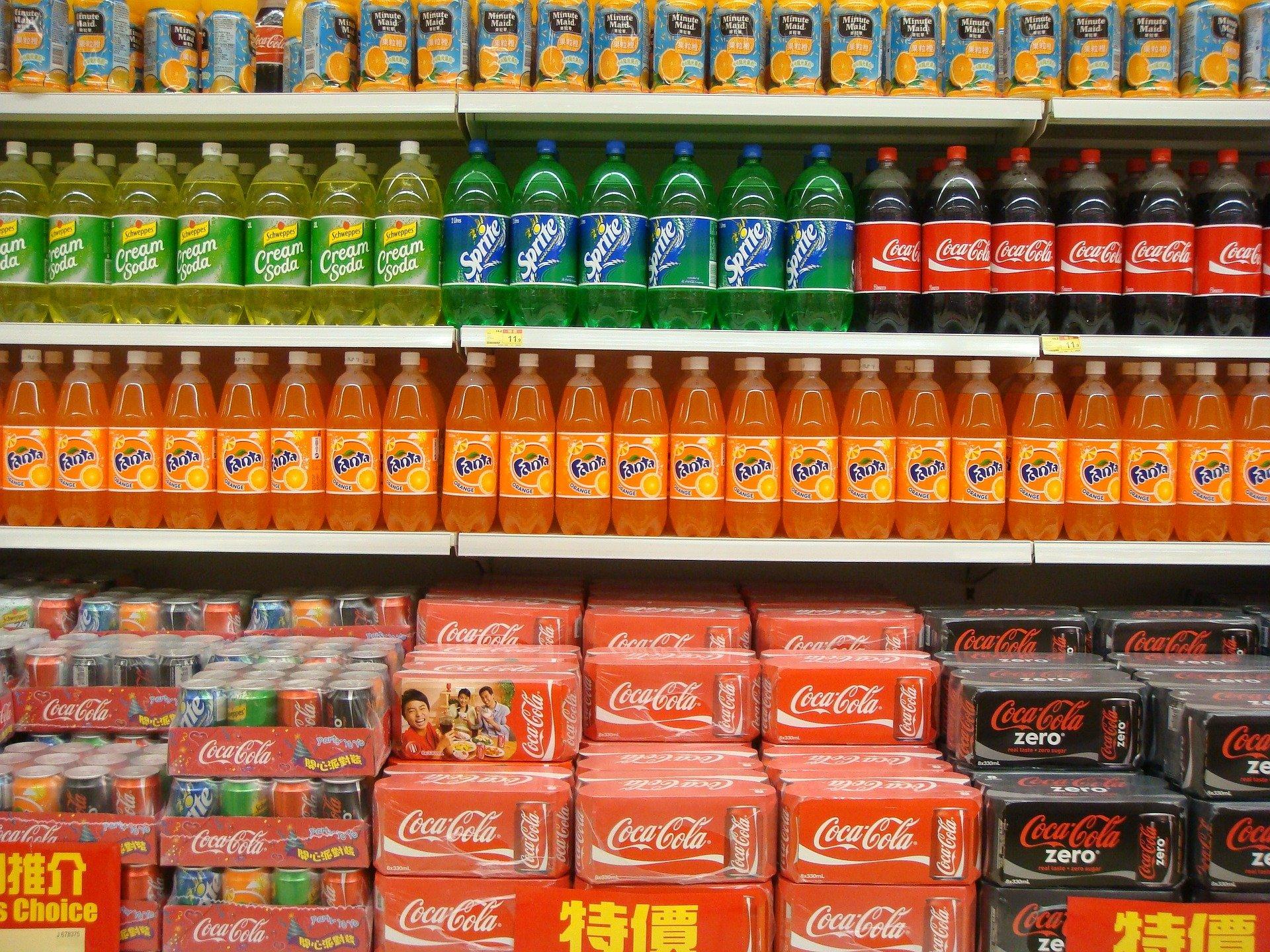 réduire les boissons sucrées