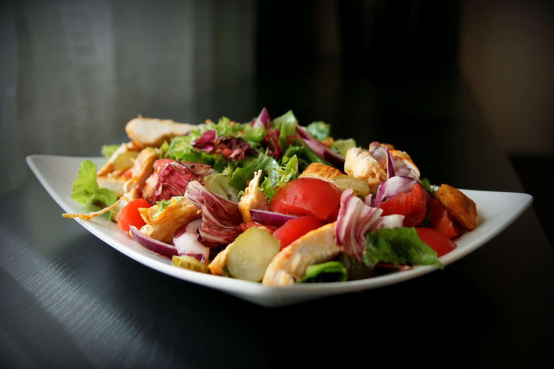 manger sainement et équilibrer ses assiettes